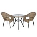 Այգու սեղան և աթոռներ