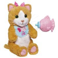 Փափուկ խաղալիք փիսիկ կաթի շշով