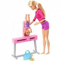 """Մարմնամարզուհիներ հավաքածու տիկնիկ """" Barbie """""""
