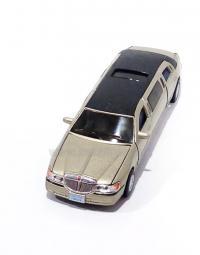 """Կոլեկցիոն մետաղական մեքենա """"Lincoln"""""""