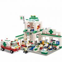 Կոնստրուկտոր՝ քաղաք հիվանդանոց 376 դետալ