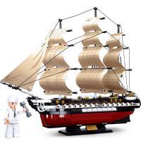 Կոնստրուկտոր՝ Մոդել Ֆրեգնատ նավ 1118կտ