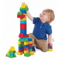 "Կոնստրուկտոր 80 դետալ "" Mega Bloks First Builders """