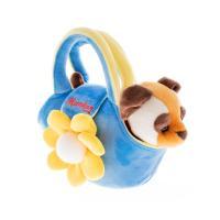 Փափուկ խաղալիք շնիկ պայուսակով հայկական արտադրության
