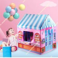 Մանկական քաղցրավենիքի տնակ-խանութ