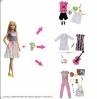 """Անակնկալ մասնագիտությամբ տիկնիկ-հավաքածու """"Barbie """""""