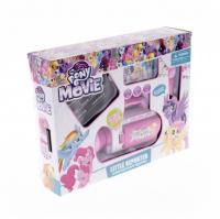 Փոքրիկ լրագրողի հավաքածու My little pony