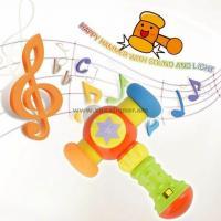 Երաժշտական մուրճ լուսային և ձայնային էֆֆեկտներով