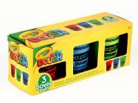 Ծեփախմորների հավաքածու 3 գույն Crayola
