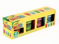 Ծեփախմորների հավաքածու 4 գույն Crayola