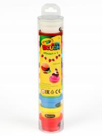 Ծեփախմորների հավաքածու 10 գույն Crayola