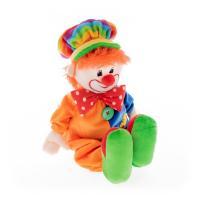 Փափուկ խաղալիք ինտերակտիվ ծաղրածու հայկական արտադրության